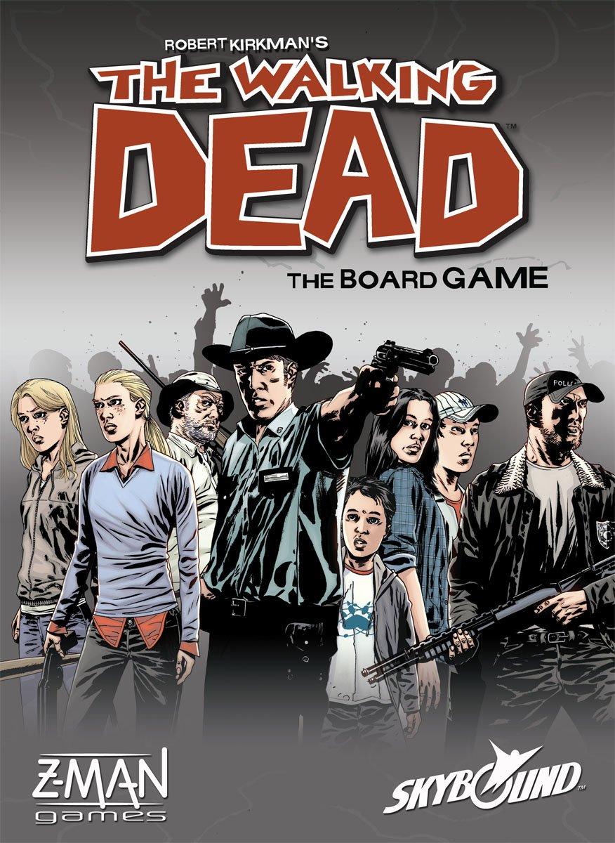 Z-Man Games 7087 The Walking Dead - Juego de Mesa (edición Inglesa): Amazon.es: Juguetes y juegos