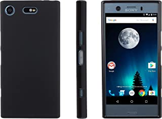 Xcessor Vapour Flexible TPU Case for Sony Xperia XZ1 Compact Black CG00650