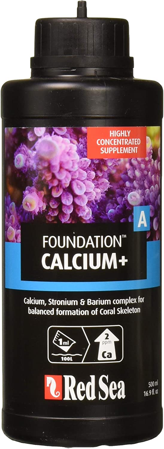 Red Sea Reef Foundation A Supplement Max 62% OFF Ca - Sr service 500ml