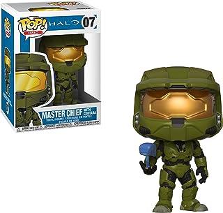 Boneco Funko Pop Games Halo - Master Chief W/ Cortana Funko Pop Na