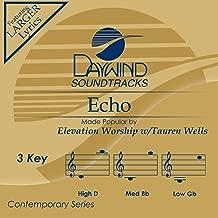 Echo Accompaniment/Performance Track