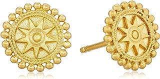 "Satya Jewelry ""New Classics"" Limitless Stud Earrings"