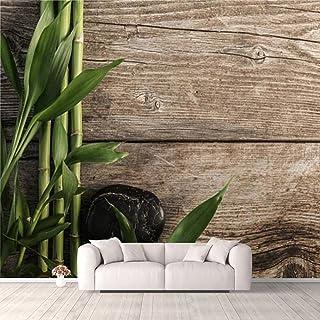 Modern 3D PVC Design Removable Wallpaper for Bedroom Living Room Zen stones Wallpaper Stick and Peel Wall Stickers Home De...