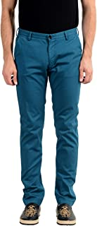Hugo Boss Rice3-D Pine Green Man's Casual Pants US 32R IT 48
