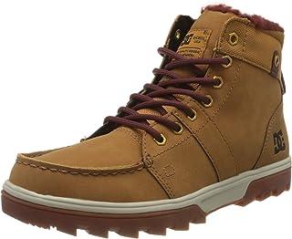 DC Shoes Woodland - Bottes d'hiver doublée en Sherpa pour Homme ADYB700027