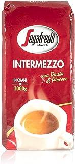 SEGAFREDO ZANETTI - WHOLE BEANS - INTERMEZZO - 1 KG
