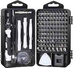 Precision Screwdriver Set, Lifegoo 117 in 1 Magnetic Repair Tool Kit for iPhone..