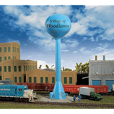 Walthers Cornerstone Modern Water Tower N