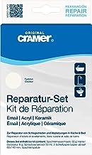 Cramer 16080 reparatieset keramiek, email en acryl, wit