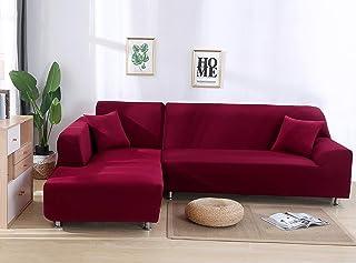 corner sofa cover , l shape