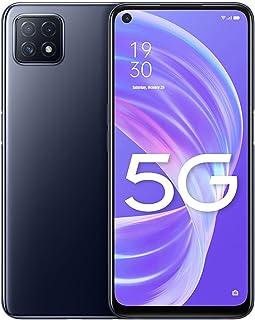 HJFGIRL A72 5G telefon komórkowy, telefon komórkowy 6,5 cala 5000 MAH, 8 GB + 128 GB, aparat 48 MP wolny od SIM Android 10...