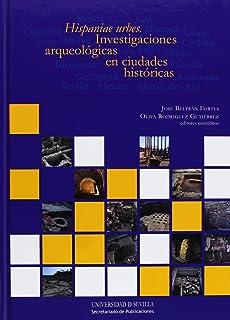 Hispaniae urbes: Investigaciones arqueológicas en ciudades históricas: 203 (Historia y Geografía)
