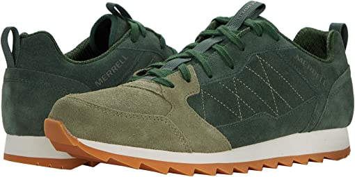 Forest Suede