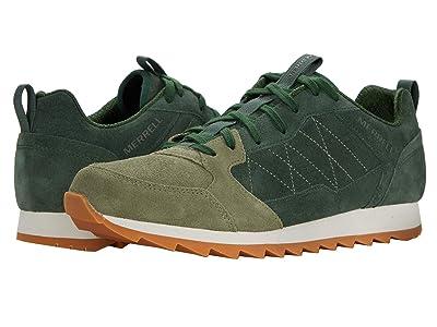 Merrell Alpine Sneaker (Forest Suede) Men