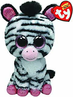 Ty Beanie Boos Izzy - Zebra (Justice Exclusive)