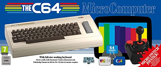 The C64 (Electronic Games) [Importación inglesa]