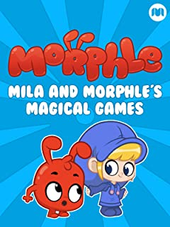 Mila and Morphle's Magical Games