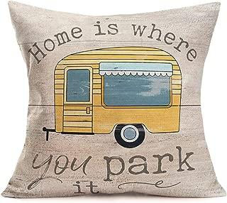 Best vintage camper pillows Reviews
