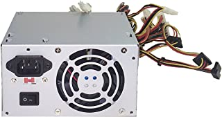 HIGH POWER HPC-430L12S 430W UL-Approved PCI-Express 4-SATA Desktop Computer ATX Power Supply for Custom PC, Dell, HP, Gateway, Compaq, and Enlight Systems