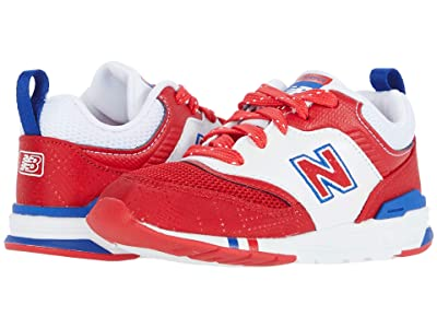 New Balance Kids 997H (Infant/Toddler) (Team Red/Team Royal) Boys Shoes