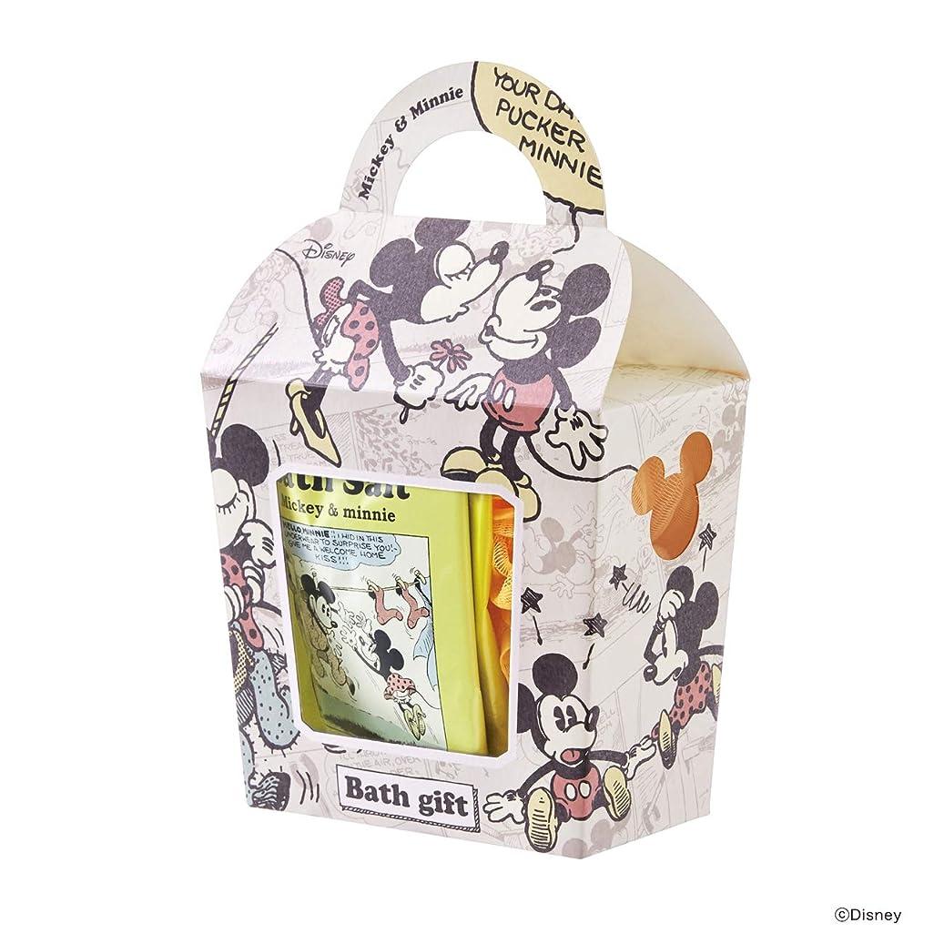鳩酸度人生を作るミッキーデザインコレクション01バスギフトイエロー