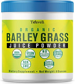barley grass products