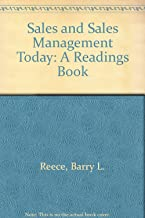Sales and Sales Management Today: A Readings Book