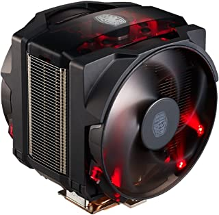 CoolerMaster 3D Vapor Chamber cooling system employed air-cooled CPU cooler MasterAir Maker8 (model number: MAZ-T8PN-418PR...