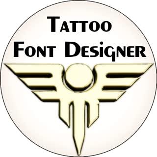 Best font tattoo app Reviews