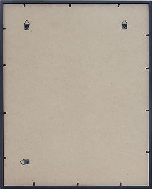 MCS 16x20 Inch Linen Lined Shadowbox, Black (40956)