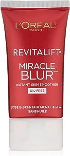 L'Oreal Paris Revitalift Miracle Blur Cream, Oil-Free, 1.18 Fluid Ounce