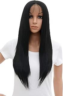 Best lace front black wig Reviews