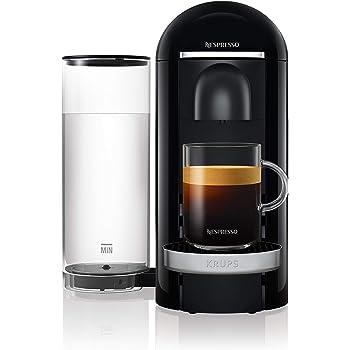 Krups Nespresso Vertuo Plus - Cafetera de cápsulas Depósito de ...