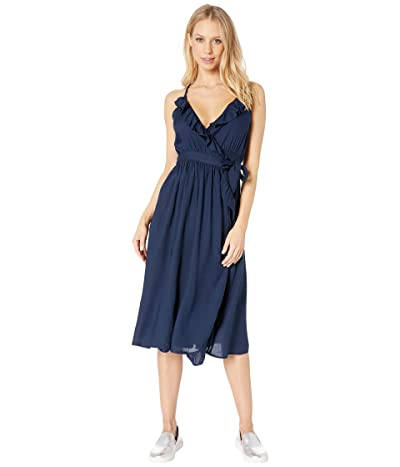Roxy Rooftop Sunrise Dress (Dress Blues) Women