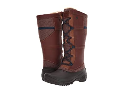 The North Face Shellista IV Tall (Demitasse Brown/Carafe Brown) Women