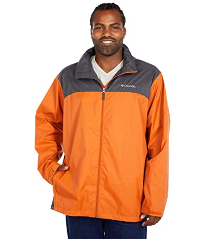 Columbia Big Tall Glennaker Laketm Jacket (Harvester/Shark) Men