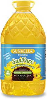 Best sunflower oil for cooking Reviews