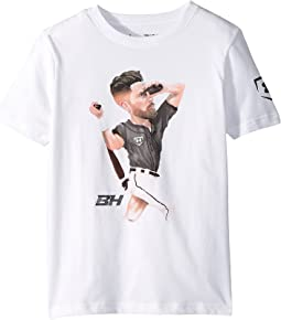 BH Illustration Short Sleeve Tee (Big Kids)