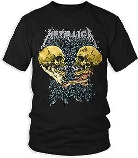 Metallica Sad But True Black Album Rock Official Tee T-Shirt Mens Unisex
