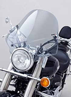 Pare Brise Puig America I clair pour Suzuki GN 125//250 Intruder VL 125//250 LC// VS 600//VS 750//VS 800//1400 LS 650 Savage Marauder GZ 125//250