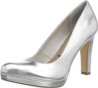 premium selection 9fd1c 61809 Suchergebnis auf Amazon.de für: Silber - Pumps / Damen ...