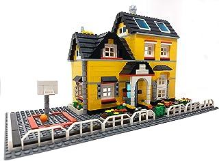 Briques de construction Maison Villa avec terrain de sport, construction modulaire, 755 briques de serrage