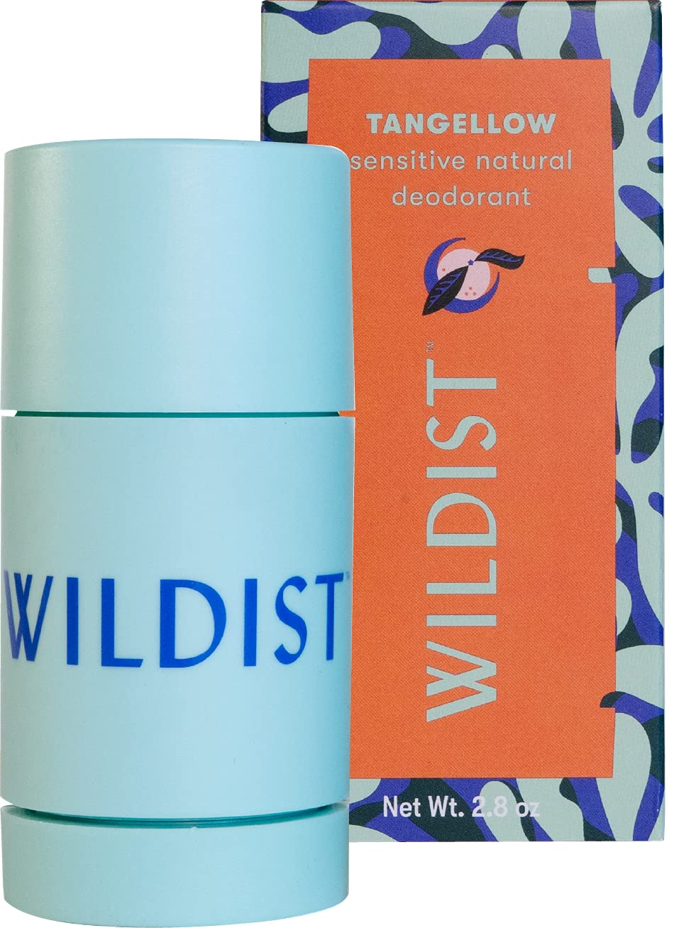 Natural Sensitive Deodorant Ranking TOP12 by Tangellow Super special price Non Wildist Scented