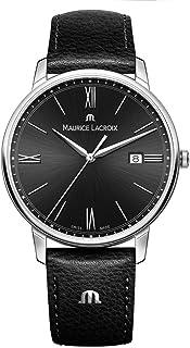 Maurice Lacroix - Reloj Analógico para Hombres de Cuarzo EL1118-SS001-310-1