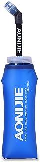 comprar comparacion TRIWONDER TPU Botella Soft Flask Bolsa de Hidratación Plegable a Prueba de Fugas Ideal para Mochila de Hidratación para Co...