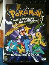 Pokemon Master Quest: Hatching a Plan (DVD Movie)