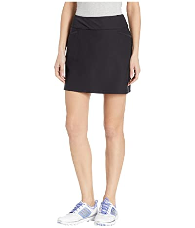adidas Golf Adistar Pull On 16 Skort (Black) Women