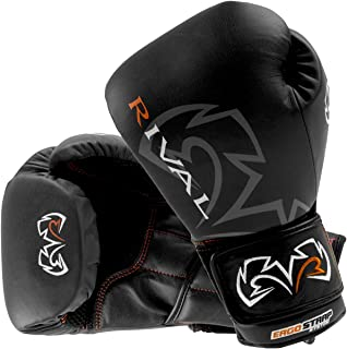 RIVAL Boxing Optima Sparring Gloves - Black