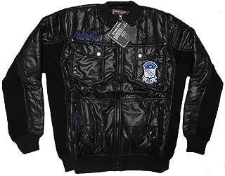 2a742aa9be99c Phi Beta Sigma Divine Nine Mens Fraternity Plush Jacket - Black - ΦΒΣ
