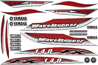 Best yamaha fx140 decals Reviews